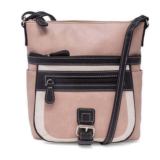 St. John's Bay Mini Flare Crossbody Bag