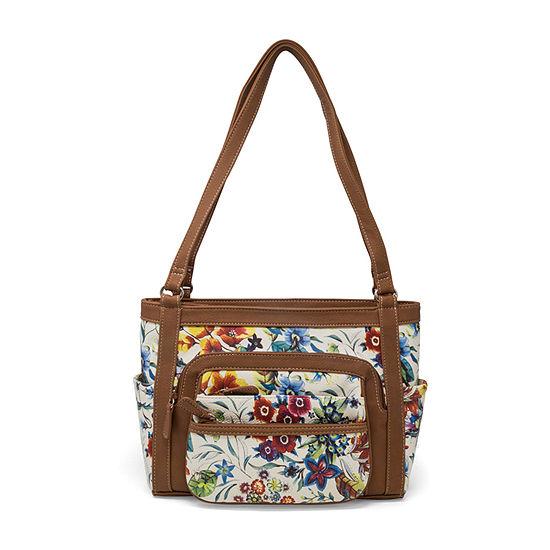 St. John's Bay Omega Tote Bag