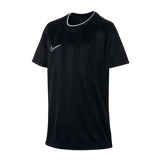 Nike Crew Neck Short Sleeve Dri-Fit T-Shirt-Big Kid Boys