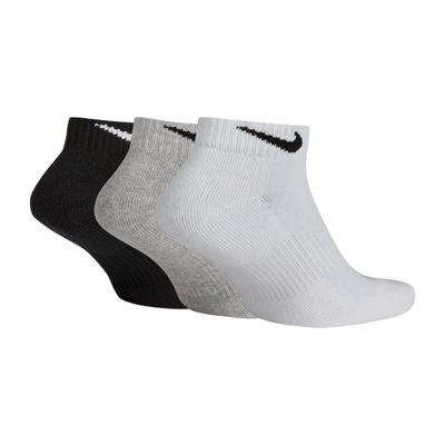 Nike 3 Pair Low Cut Socks-Mens