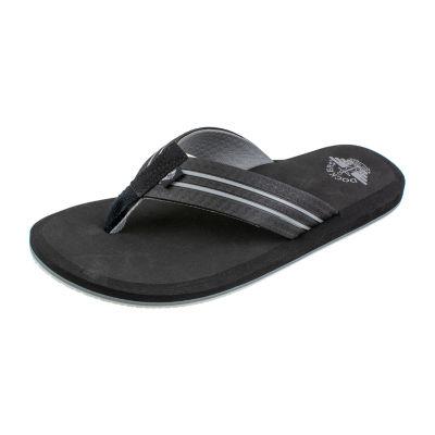 Dockers® Buffed Edge Flip-Flops