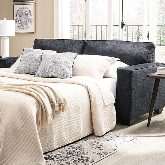 Signature Design By Ashley Altari Track Arm Sleeper Sofa