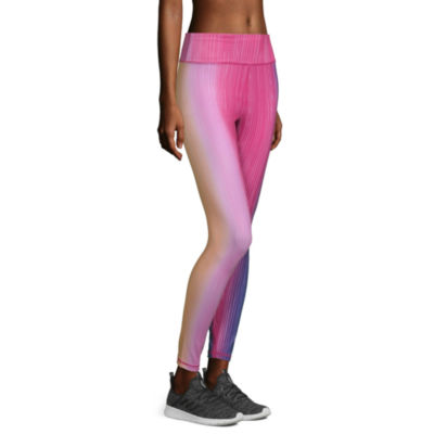 Xersion Ombre Legging Womens Mid Rise Skinny Legging