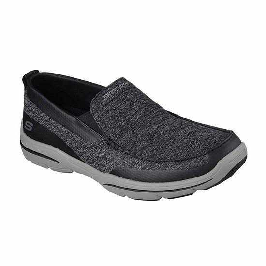 Skechers Mens Harper Moven Slip-On Shoe