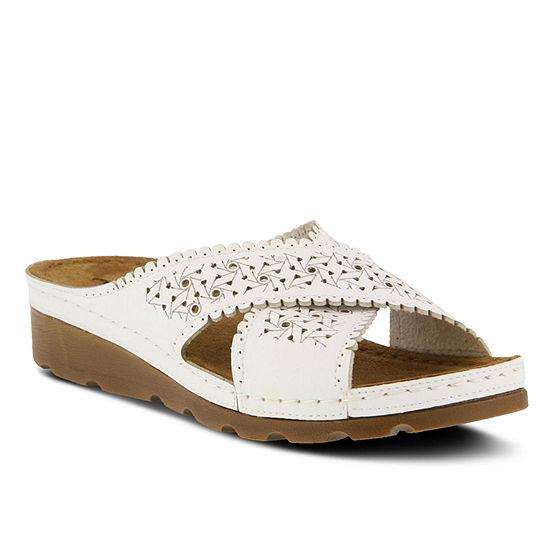 Flexus Womens Passat Flat Sandals
