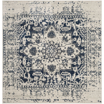 Safavieh Madison Collection Alene Oriental Square Area Rug