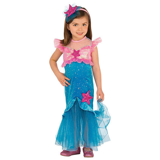 Girls Mermaid Costume Girls Costume