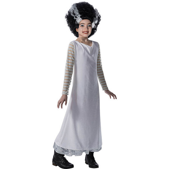 Universal Monsters Girls Bride Of Frankenstein Costume Girls Costume