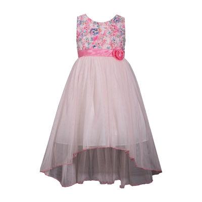 Bonnie Jean Girls Sleeveless Party Dress