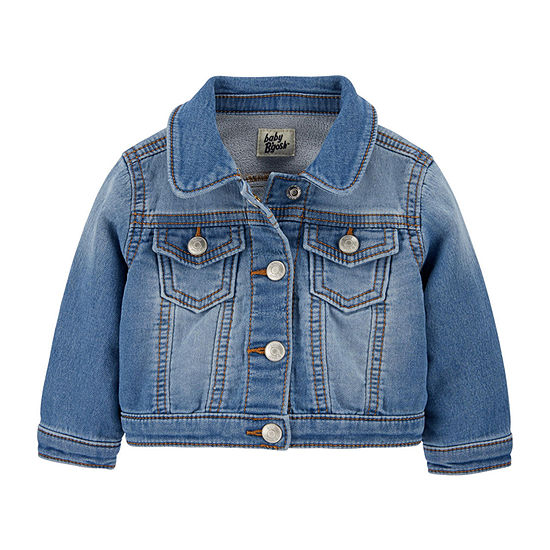 Oshkosh-Toddler Girls Denim Jacket