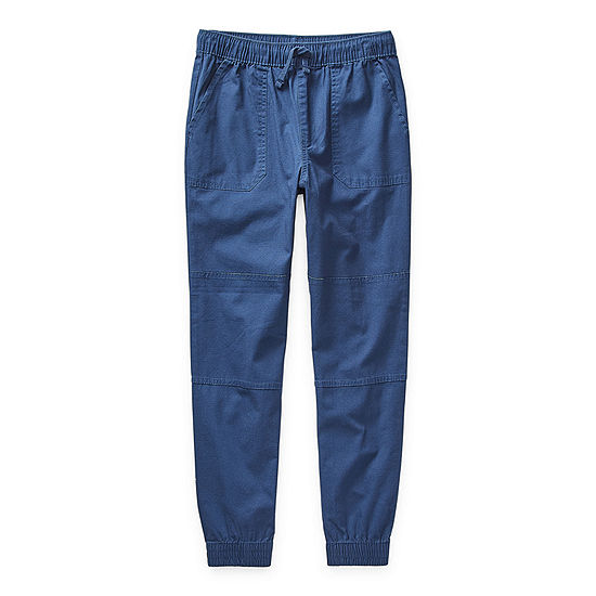 Arizona - Little Kid / Big Kid Boys Cinched Jogger Pant