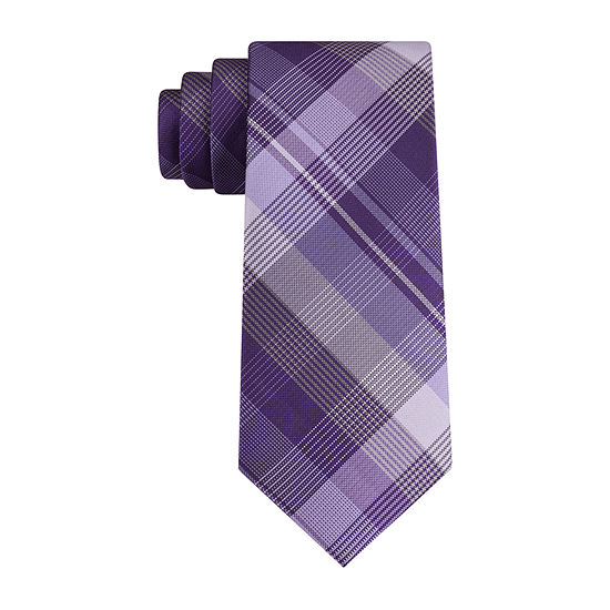 Shaquille O'Neal XLG Plaid Tie