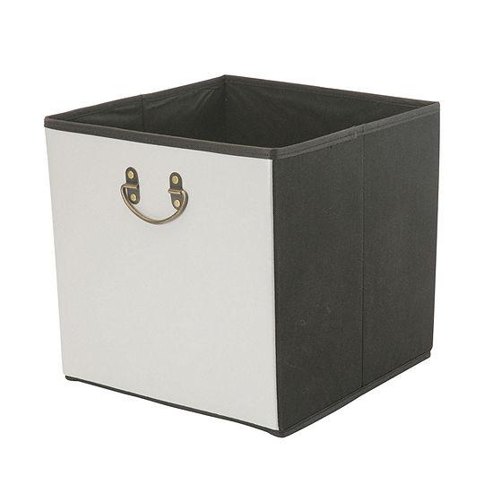 Kennedy International Storage Cube W/ Metal Handle Storage Box