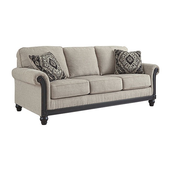 Signature Design by Ashley Benbrook Collection Roll-Arm Sofa