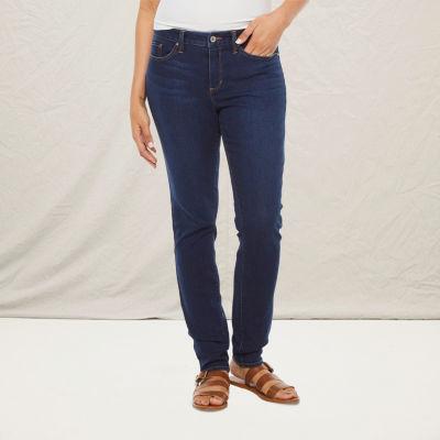 a.n.a Womens Curvy Skinny Jean