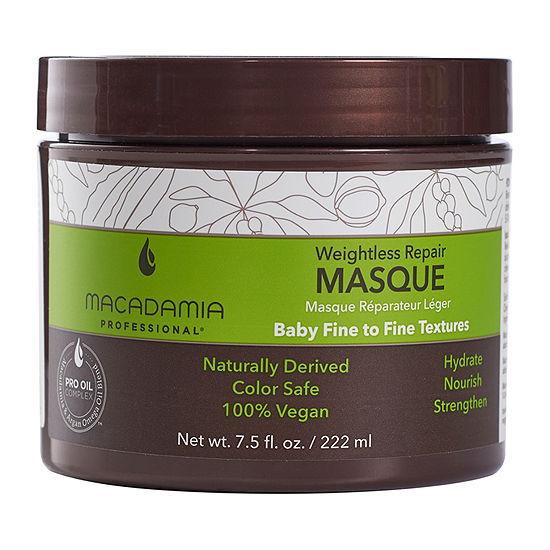 Macadamia Professional Weightless Moisture Masque Hair Mask-7.5 oz.
