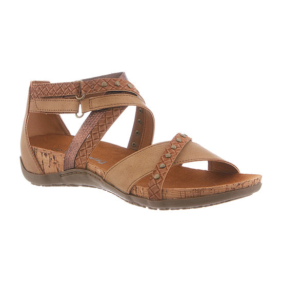 Bearpaw Womens Juliana Flat Sandals