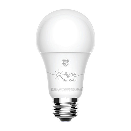 C by GE Full Color Smart LED A19 Bulb