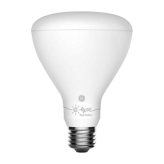 C by GE Full Color Smart Bulbs - Set of 2 LED BR30 Bulbs