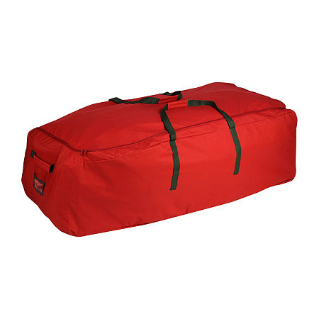Honey-Can-Do Tree Storage Bag, One Size , Red