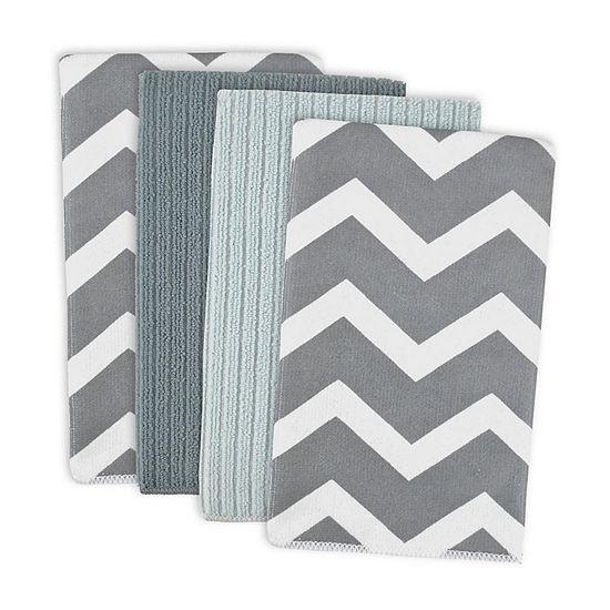 Design Imports 4-pc. Kitchen Towel