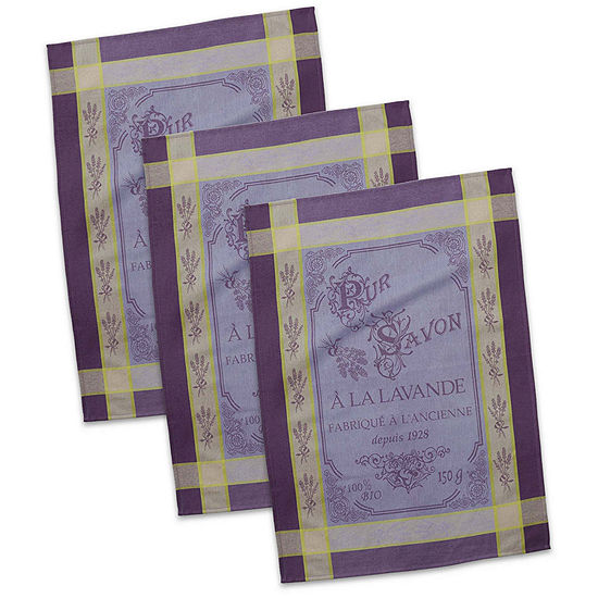 Design Imports 3-pc. Kitchen Towel