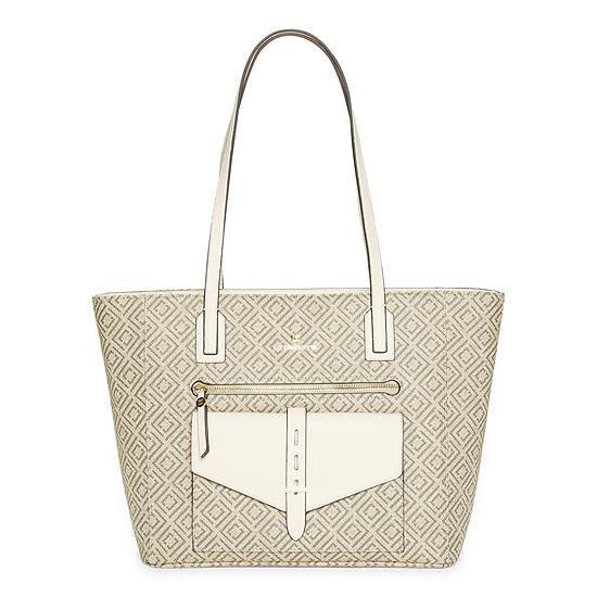 Liz Claiborne Brooke Tote Bag