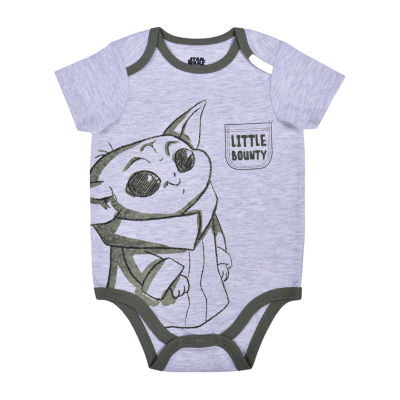 Okie Dokie Baby Boys Star Wars Bodysuit