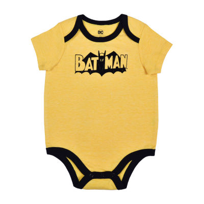 Okie Dokie Baby Boys Batman Bodysuit