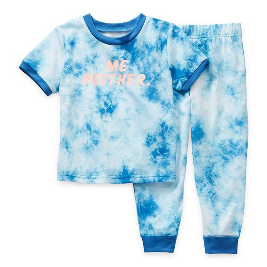 Sleep Chic Mommy & Me Toddler Girls 2-pc. Pant Pajama Set