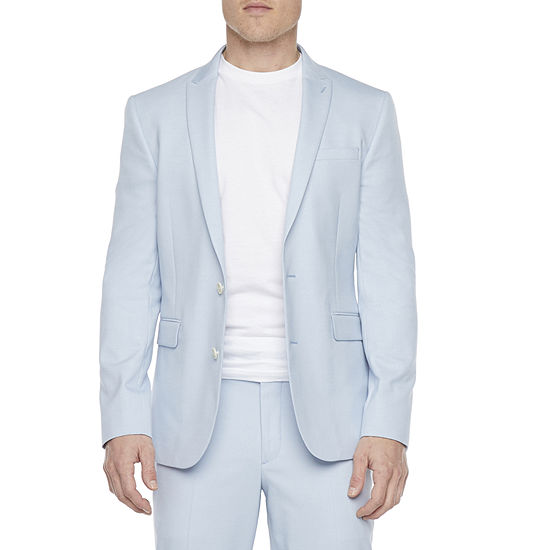 JF J.Ferrar Mens Stretch Slim Fit Suit Jacket