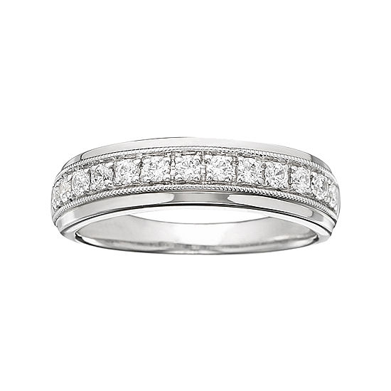 1/3 CT. T.W. Diamond Wedding Band