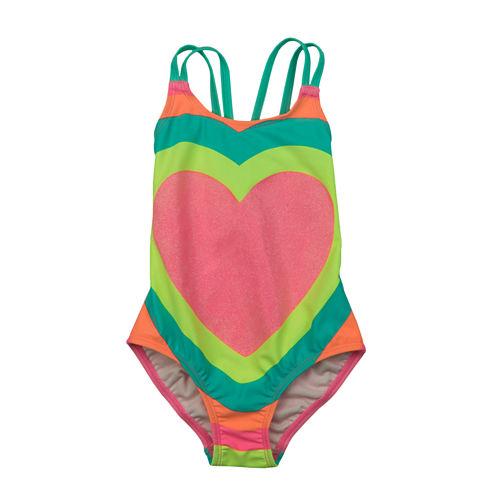 Carter's Pattern One Piece Swimsuit Preschool Girls