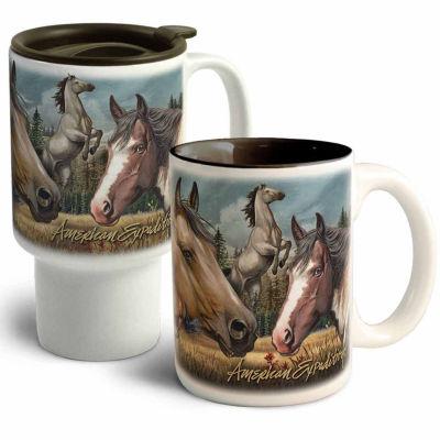 American Expedition 2-pc. Coffee Mug