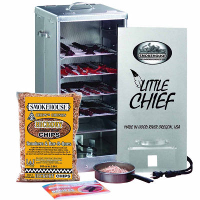 Smokehouse Little Chief Front Load Smoker