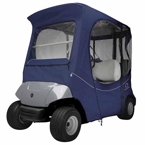 Fairway FadeSafe Yamaha The Drive Golf Cart Enclosure
