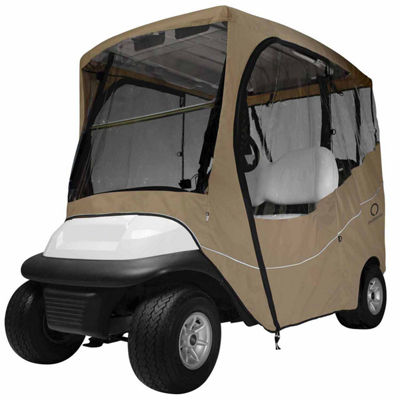 Fairway Travel Golf Cart Short Roof Enclosure