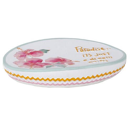 Saturday Knight Flamingo Fever Soap Dish