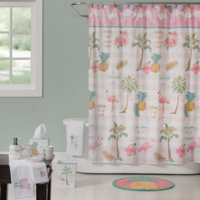 Jcpenney.com   Saturday Knight Flamingo Bath Collection