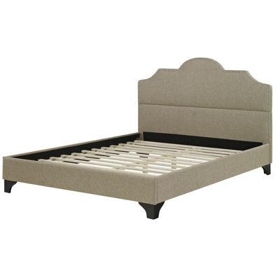 CHELSEY  PLATFORM BED QN