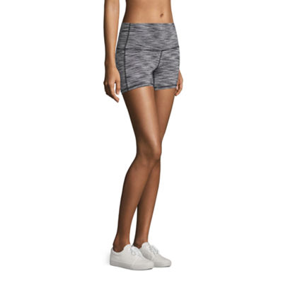 Xersion™ Essential High Waist Shorty Short