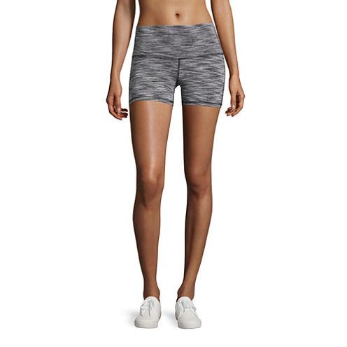 Xersion™ Essential High Waist Shorty Short