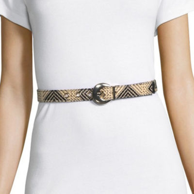 Libby Edelman Reversible Belt