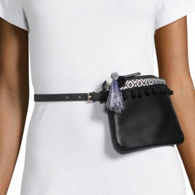 Libby Edelman Embellished Belt