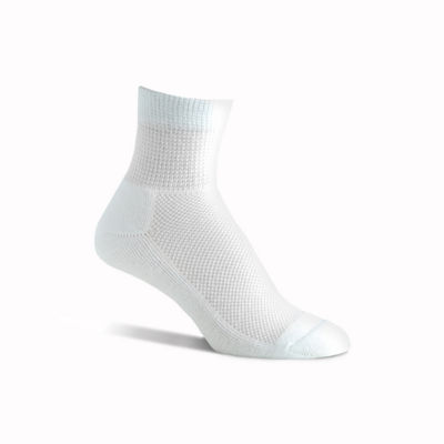 Diabetic 3 Pair Crew Socks - Womens