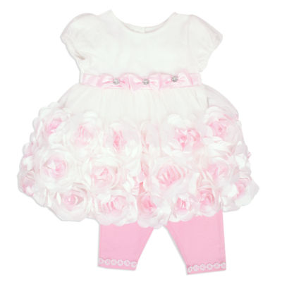 Nanette Baby 2-pc. Legging Set-Baby Girls