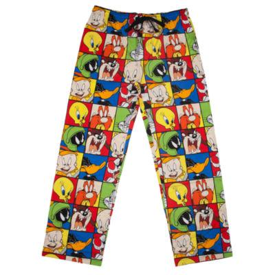 Looney Tunes Jersey Pajama Pants