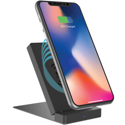 Tzumi Wireless Charging Multi-Angle Desk Mount