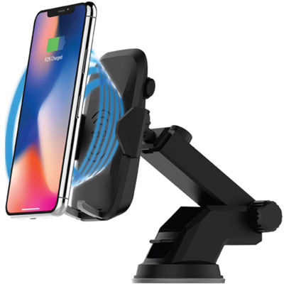 Tzumi Wireless Charging Auto Dash Mount