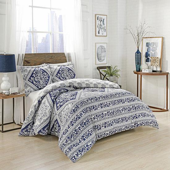 Marble Hill Brielle 3-pc. Comforter Set
